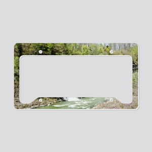 Twin Falls  License Plate Holder