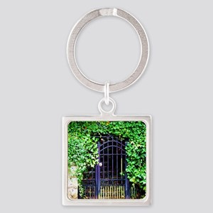 Ivy and Iron Gate Keychains