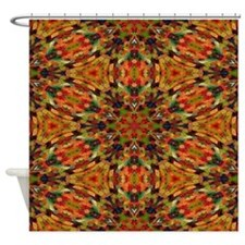Gummy Bears Mosaic #1 Shower Curtain