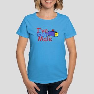 I've got male Women's Dark T-Shirt
