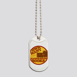 Leather Bound Books Dog Tags