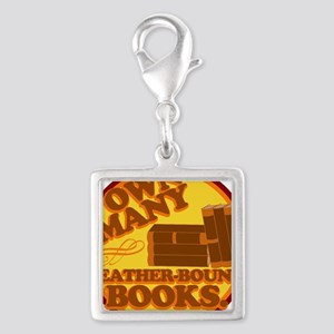 Leather Bound Books Charms