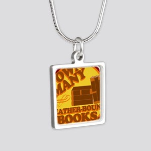 Leather Bound Books Necklaces