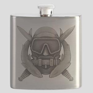 Spec Ops Diver Flask