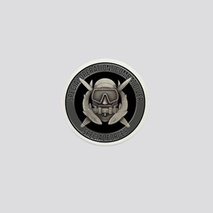 SF Spec Ops Diver Mini Button
