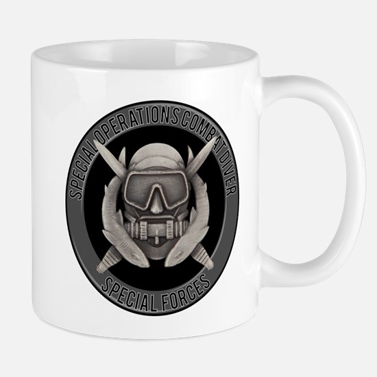 SF Spec Ops Diver Mugs