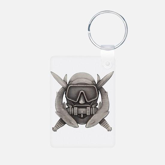 Spec Ops Diver Keychains