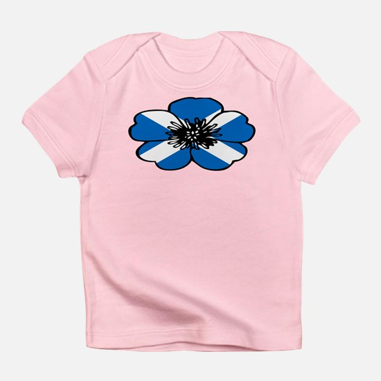 Scottish Blossom Infant T-Shirt