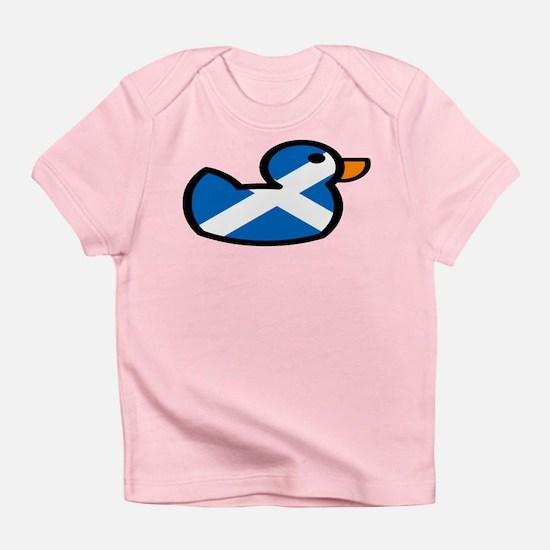 Scot's Rubber Duckie Infant T-Shirt