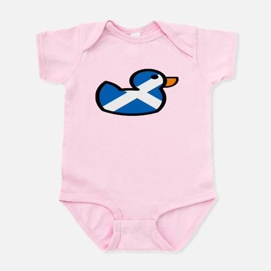 Scot's Rubber Duckie Infant Bodysuit