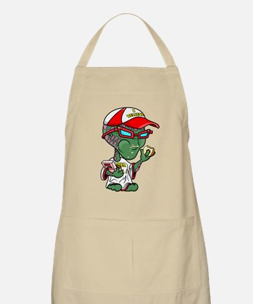 The Visitor Apron