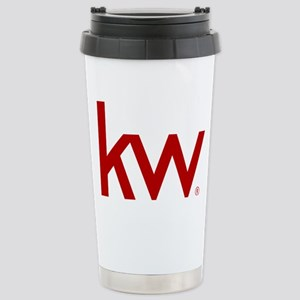 Keller Williams Stainless Steel Travel Mug