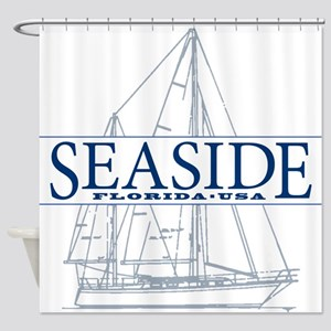 Seaside - Shower Curtain