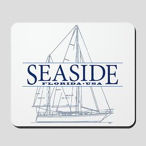Seaside - Mousepad