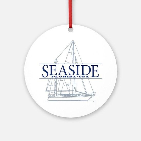 Seaside - Ornament (Round)