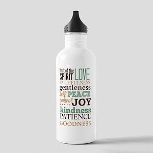 Fruit of The Spirit Ga Stainless Water Bottle 1.0L