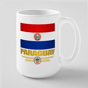 Paraguay National Flag Mugs