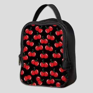 Cherries Neoprene Lunch Bag
