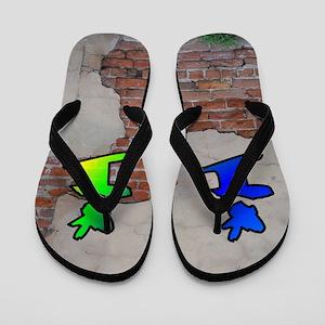 GRAFFITI #1 I Flip Flops