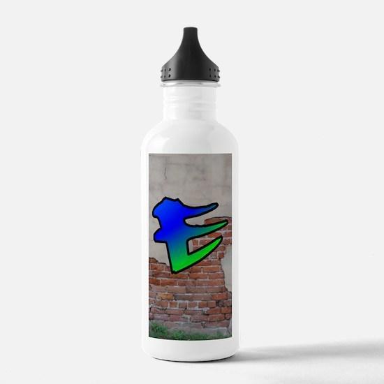 GRAFFITI #1 E Water Bottle