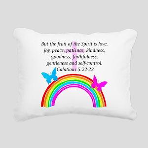 GALATIANS 5 Rectangular Canvas Pillow
