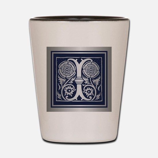 Romanesque Monogram I Shot Glass