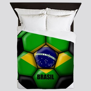 Brasil Ball Queen Duvet