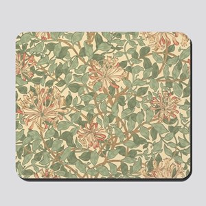 William Morris Honeysuckle Mousepad