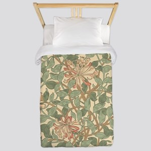 William Morris Honeysuckle Twin Duvet