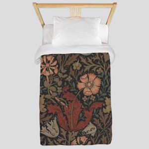 William Morris Compton Twin Duvet