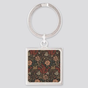 William Morris Compton Square Keychain