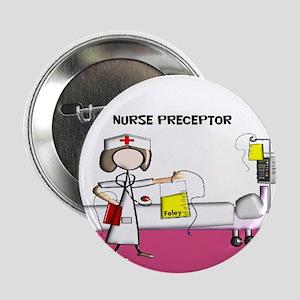 "Nurse Preceptor 2.25"" Button"