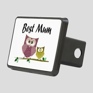 Best Mum Rectangular Hitch Cover