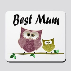 Best Mum Mousepad