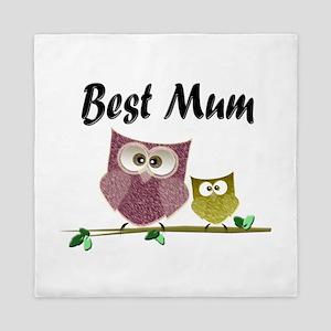 Best Mum Queen Duvet