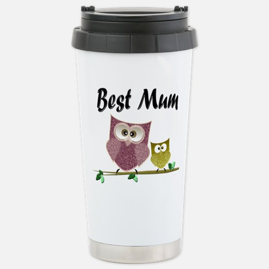 Best Mum Travel Mug