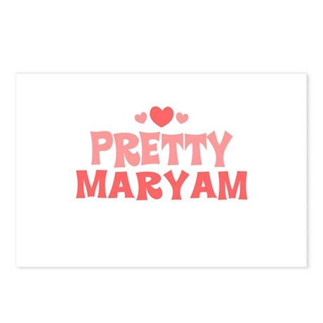 Maryam Postcards (Package of 8)