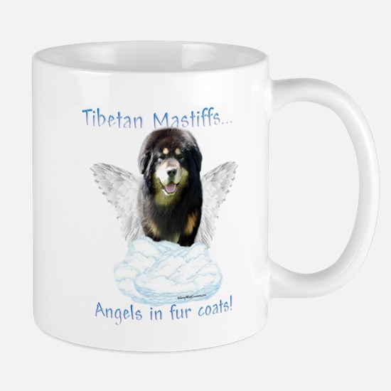 Tibetan Angel Mug