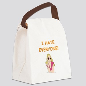 10 Canvas Lunch Bag