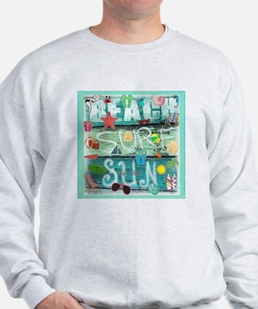 Beach Sweatshirt