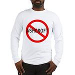 No John Ashcroft Long Sleeve T-Shirt