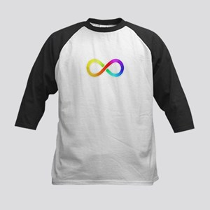 Infinity-Sticker Baseball Jersey