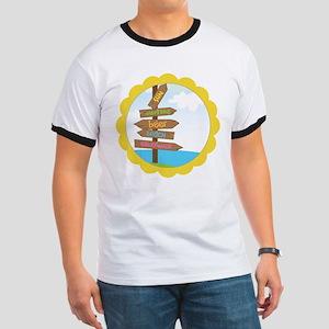 Beach Signs T-Shirt