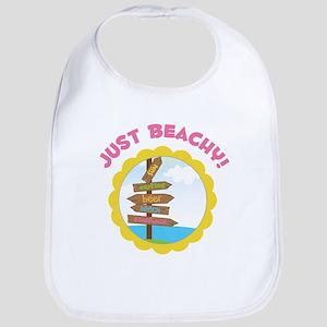Just Beachy! Bib