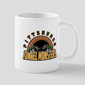 Pittsburgh Tunnel Monsters Mug