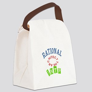 RATIONAL INTP THE ARCHITECT Canvas Lunch Bag