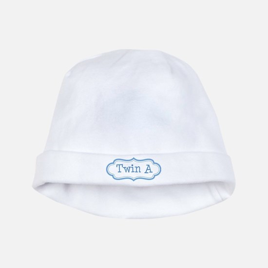 Twin A Baby Boy baby hat