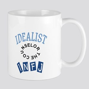 IDEALIST INFJ Mugs