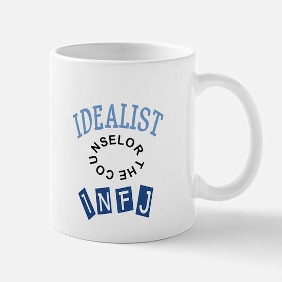 IDEALIST INFJ Mugs