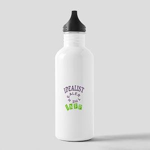 IDEALIST INFP THE HEALER Water Bottle
